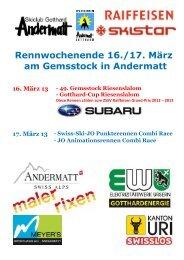 Swiss-Ski JO Punkterennen