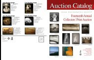 Auction Catalog XIV - Texas Photographic Society