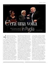 C'era una volta in Puglia - Apulia Film Commission