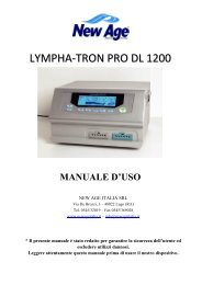 LYMPHA-TRON PRO DL 1200
