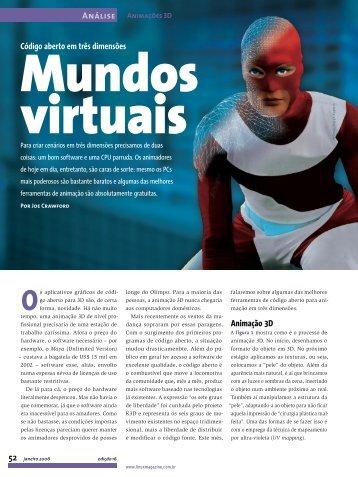 Os aplicativos gráficos de códi - Linux Magazine