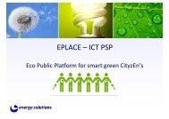 EPLACE – ICT PSP