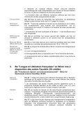 """Plan d'études de """"Langue et Littérature françaises"""" - Institut de ... - Page 7"""