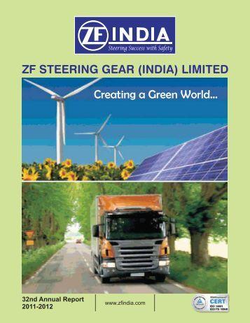 Download - ZF Steering Gear (India) Ltd.