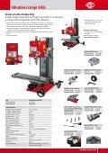 Obráběcí stroje SIEG 2012 / 04 - ToBig - Page 7