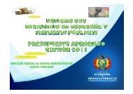 dirección general de asuntos administrativos unidad financiera