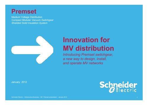 Premset - Schneider Electric