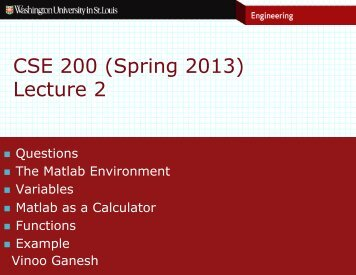 CSE 200 (Spring 2013) Lecture 2