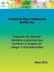 Protocolo de Atención Sanitaria a personas que rechazan la terapia ...