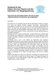 geht es zum Download - Landesverband der Hebammen NRW
