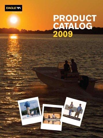 Product catalog 2009 - Eagle