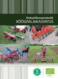 Mahepõllumajanduslik köögiviljakasvatus