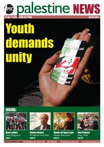 InsIDe: - Palestine Solidarity Campaign