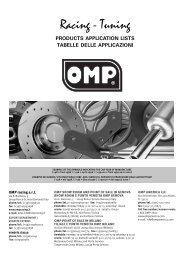 brake pads - pastiglie freno - TKS-Race