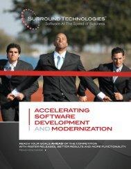 Company Brochure (9 MB PDF) - Surround Technologies