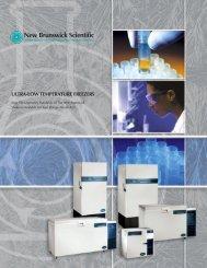 New Brunswick Scientific - Sites