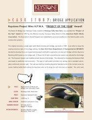 CS0012 - Honeoye Creek - Keystone
