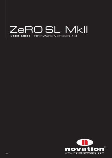 ZeRO SL MkII - The P.A. Shop