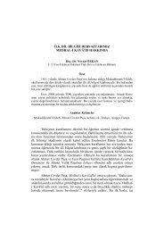 İlk Dil Bilgisi Ders Kitabımız Medhal-İ Kavâ'id Hakkında