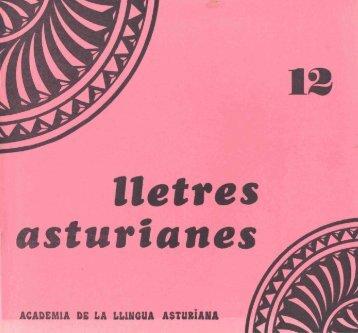 materiales d'antropoloxia - Academia de la Llingua Asturiana