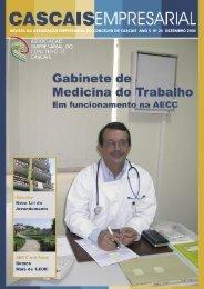 revista da associação empresarial do concelho de cascais