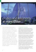 physics and astronomy - School of Physics and Astronomy - The ... - Page 6
