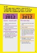 Get Organised 2011-2012.indd - Calderdale and Kirklees Careers ... - Page 7