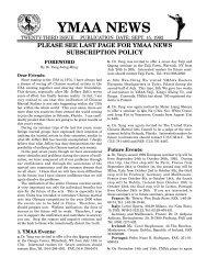 YMAA News #23