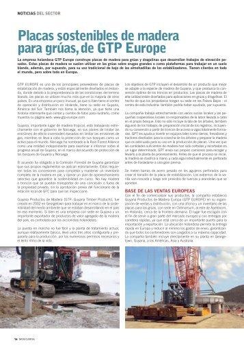 4 free magazines from ko mats de - Placa de madera ...