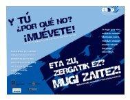 Campaña educativa.PPT - Ayuntamiento de Vitoria-Gasteiz