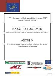 Azione 5 - imosmid