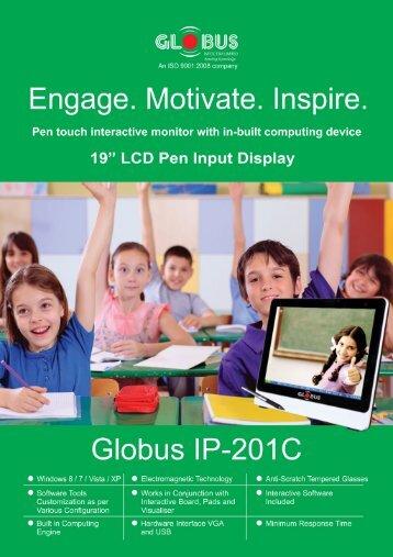 Engage. Motivate. Inspire. - Globus Infocom