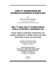 Effect of Bifidobacterium and Lactobacillus acidophilus in diabetic rats