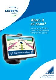 Joint_Careers_Scotla.. - Scottish Credit and Qualifications Framework