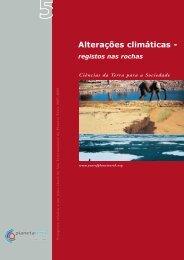 Alterações climáticas - - International Year of Planet Earth