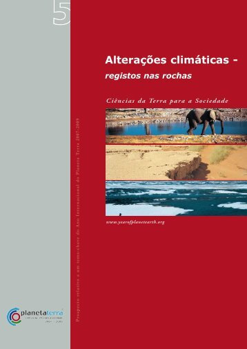 Alterações climáticas - - International Year of Planet Earth