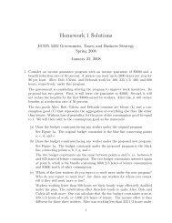 Homework 1 Solutions - cribME!