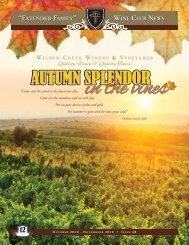 Issue 68 - Wilson Creek Winery