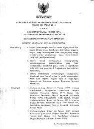 Nomor 008 Tahun 2012 tentang Kode Etik Pegawai Negeri Sipil di ...