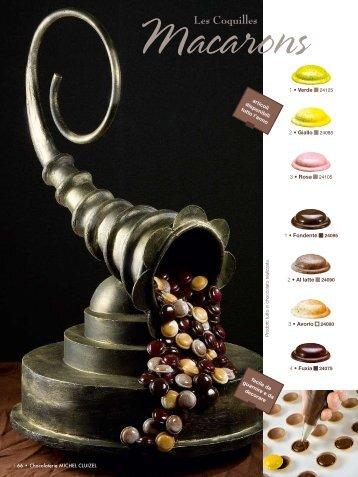 Coppette di cioccolato - Abramo Bruzzone
