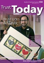 Trust Today June 2012 - Bradford Teaching Hospitals