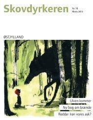 Skovdyrkeren Østjylland - Nr. 18 - Marts 2013 - Skovdyrkerforeningen