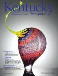 October 2007 - Kentucky Humanities Council