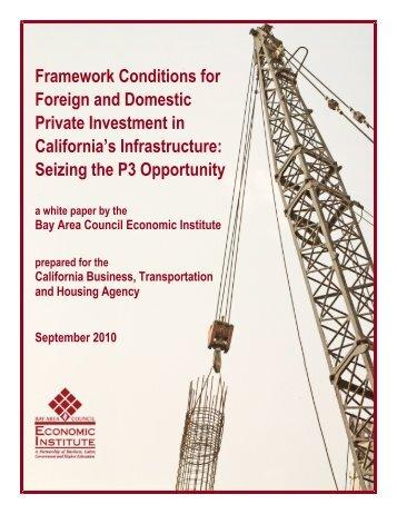 PDF: 44 pages, 1 MB - Bay Area Council Economic Institute