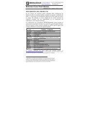 Reference Gene Panel Human - Biotools