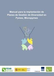Manual para la implantación de Planes de Gestión de ... - Fehr