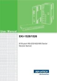 User Manual EKI-1528/1526 - Download site Koncar-INEM