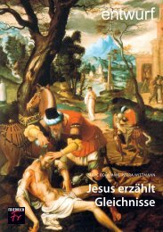 Jesus erzählt Gleichnisse - Entwurf online