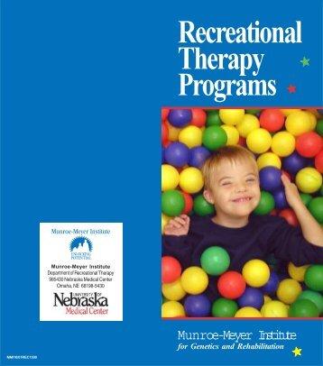 Recreational Therapy Program - UNMC
