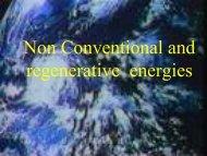 Energii regenerabile si neconventionale